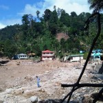 St Lucia - Tomas - Floodings village 2