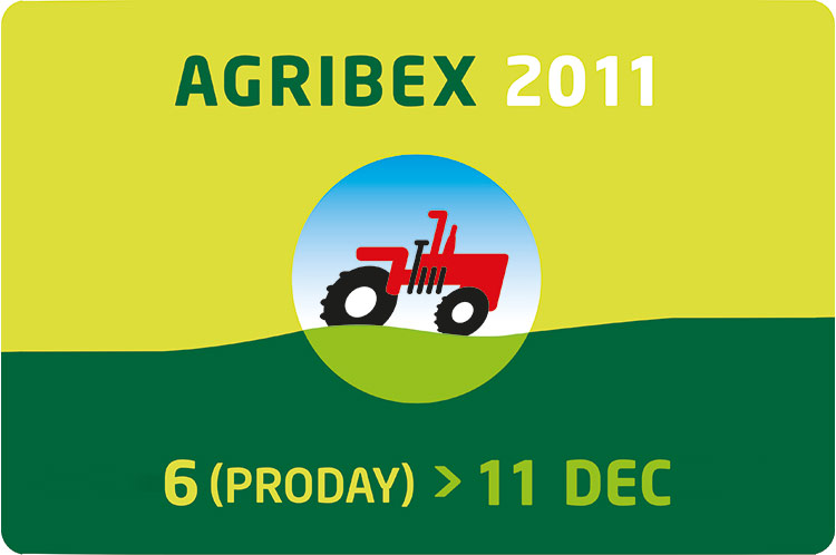 logo Agribex 2011